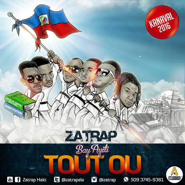 Zatrap à l'heure du Carnaval Haïti 2016